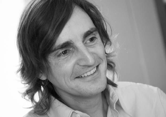 John Mateer author shot