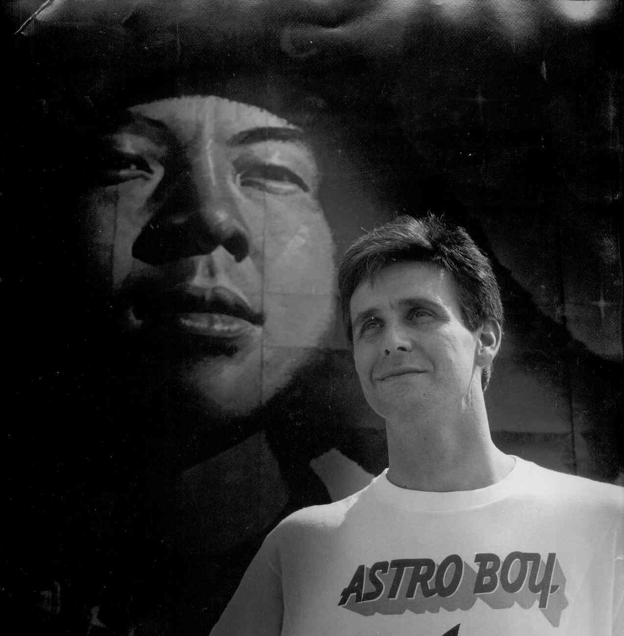 Nicholas Jose, Beijing 1990