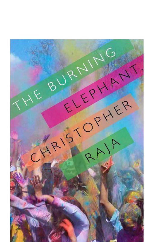 The-Burning-Elephant-Cover